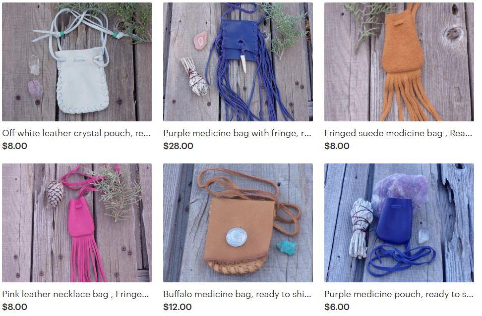 medicine bags