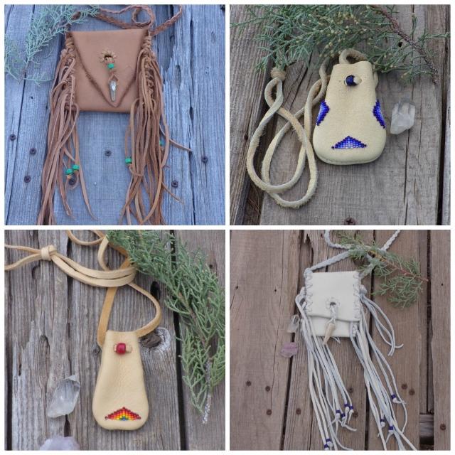 Medicine amulet bags